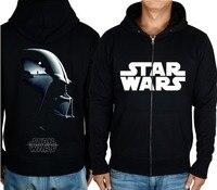 Star Wars Force Awakens Phantom City 100 Cotton Men S Hoodie