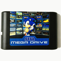 830 In 1 Hot Game Collection For SEGA GENESIS MegaDrive 16 Bit Game Cartridge Come With