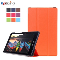 Top Tab3 8 Protective Bag Flip PU Leather Book Case For Lenovo Tab 3 8 8
