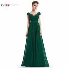 Ever Pretty Evening Dresses HE08633 Women Beautiful Elegant Sexy Deep V neck Long Evening Dresses 2017 New arrival