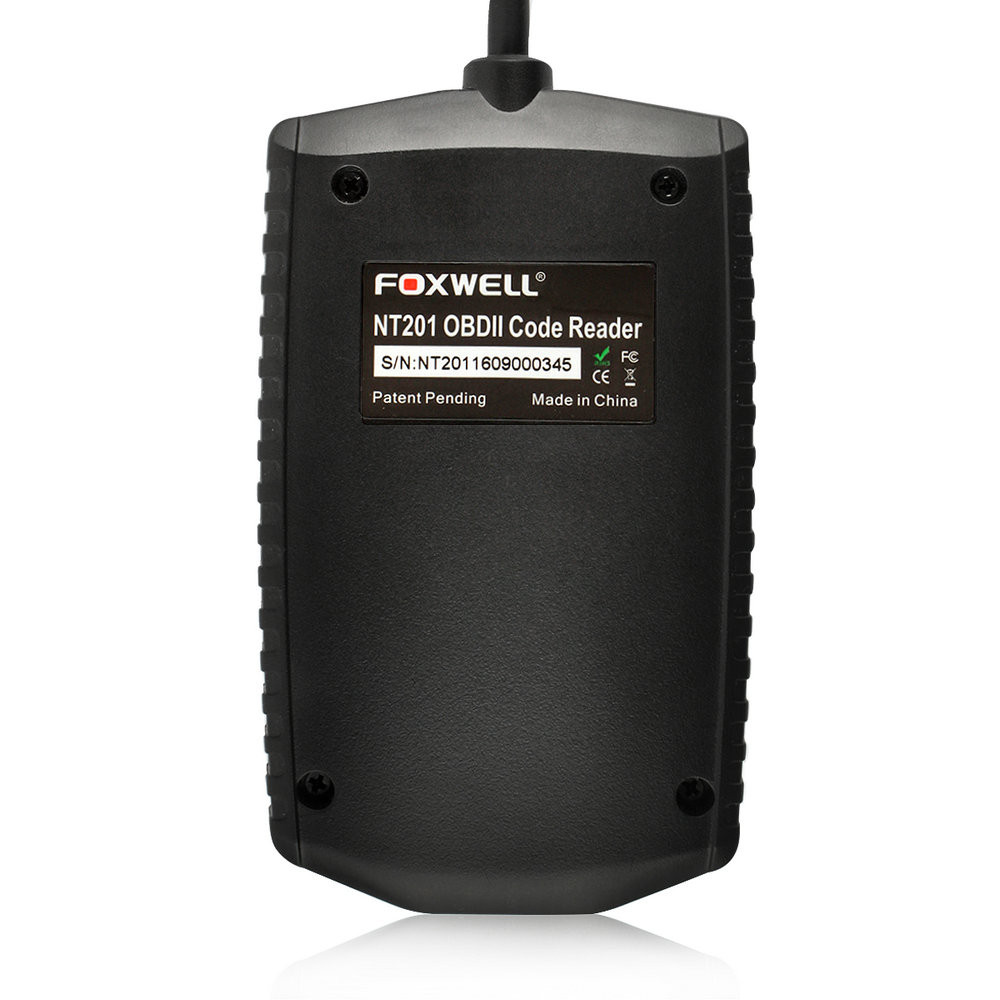 Foxwell NT201 OBD Automotive Scanner-09