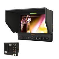 Lilliput 7 663/S2 3G SDI monitor 1280*800 IPS Panel LED monitor HD field monitor HDMI & SDI & Aluminum case