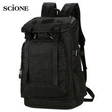 37968b13314 Climbing Backpacks 50L Camping Hiking Backpack Bag Outdoor Sports Bags  Travel Men Rucksack mochila Moutain Tas