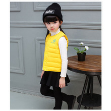 Children's children's clothing coat / Jacket / 2016 autumn and winter children 2-5 years old boys and girls fashion coat new kid
