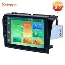 Seicane Voiture lecteur Multimédia Un DVD de Voiture Pour 2004 2005 2006 2007 2008 2009 Mazda 3 9 pouces Android 8.0 8-Core Navigation GPS