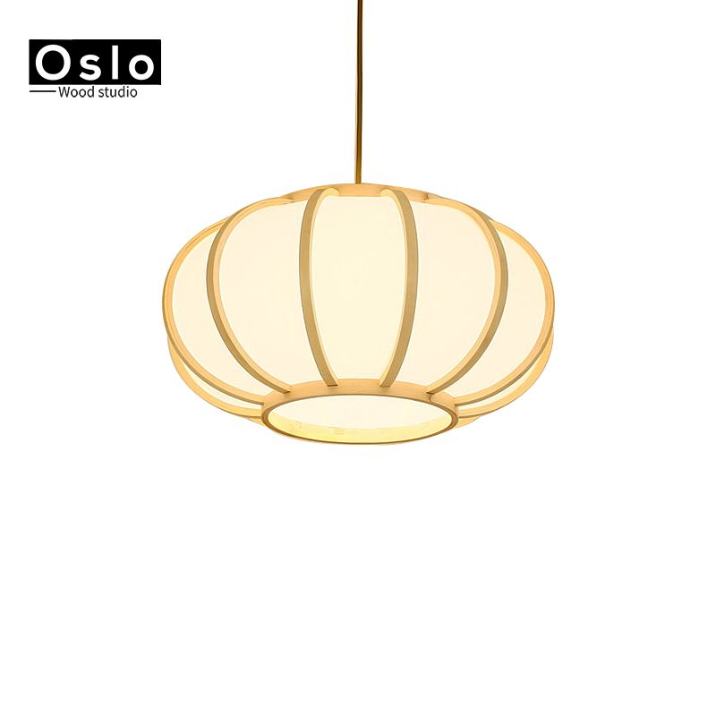 Us 111 18 49 Off Lantern Lampshade Pendant Light Fixture Chinese Anese Style Tatami Hanging Lampceiling Lamp For Foyer Living Room Lounge In