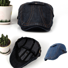 2018 New Men And Women Casual Cap Hot Accessories Adjustable Hats Wash Washed Old Cowboy Beret Outdoor Travel Wild Suit Hat