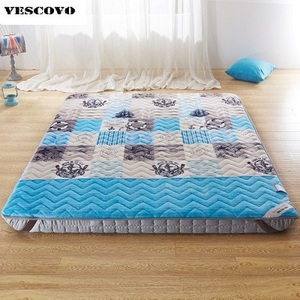 Image 1 - Flannel Velvet Bed Mattress Cover Pad High Quality Winter Warm Mattress Protector Woolen Fitted Sheet Covers