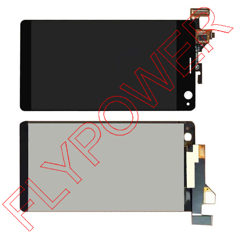 LCD Display for Sony for Xperia C4 E5303 E5333 E5353 LCD with Digitizer Touch Screen Assembly Black and White Free Shipping