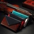 Carteira de couro de luxo case capa para iphone 6 6 s 4.7 polegadas fundas telefone bag capa com slot para foto caixa funda de by em 4 temporada