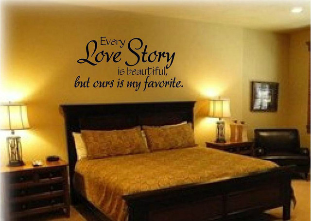 Wall Stickers Home Decor English Quote