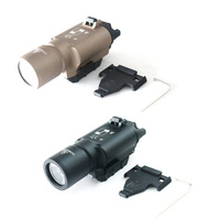 Tactical flashlight X300 LED Light for hunting accessories Free Shipping