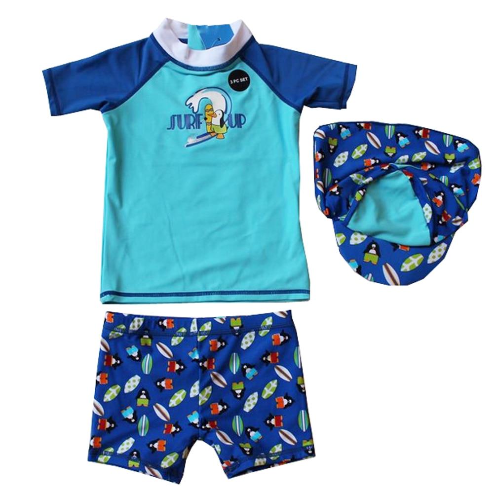 Baby Boys' Ultimate Reusable Snap Swim Diaper