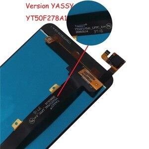 """Image 2 - Nouvelle dorigine pour zte blade A612 LCD moniteur écran tactile digitizer composante 5 """"100% des travaux dessai moniteur livraison gratuite"""