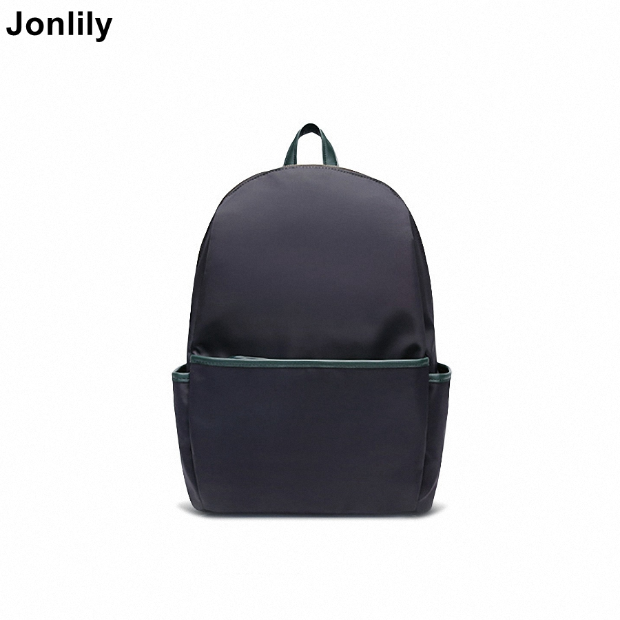 Jonlily Women Fashion Oxford Backpacks Casual Business Shoulder Bags 13 14 Inches Computer Backpack School Travel