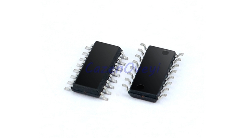 10pcs/lot SN74HC4051DR 74HC4051D 74HC4051 SOP-16 In Stock