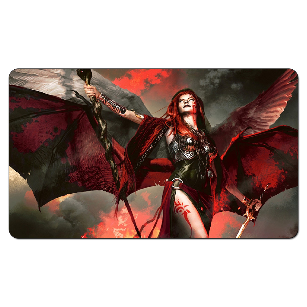 Kaalia Of The Vast Playmat Magical Board Games Playmats The Rubber