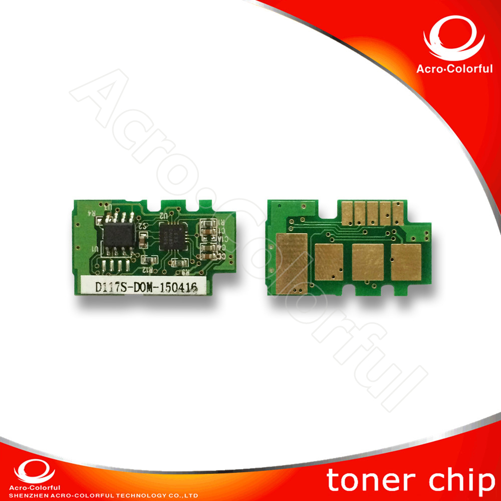 Xpress M3015DW xpress 3065 toner chip for Samsung MLT-D118L MLT D118 cartridge chip with high capacity 4,000 pages