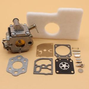 Image 3 - المكربن فلتر الهواء إصلاح إعادة بناء عدة ل STIHL MS170 MS180 MS 170 180 017 018 بالمنشار Zama C1Q S57B ، 1130 120 0603