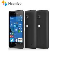 100% Original Microsoft Lumia 550 8MP Camera Quad-core 8GB R