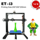 Hot Sale to Poland Drukarka 3D Printer Dual Extruders Color Touch Display Auto Leveling Large Printing Size Cheap Price for Sale