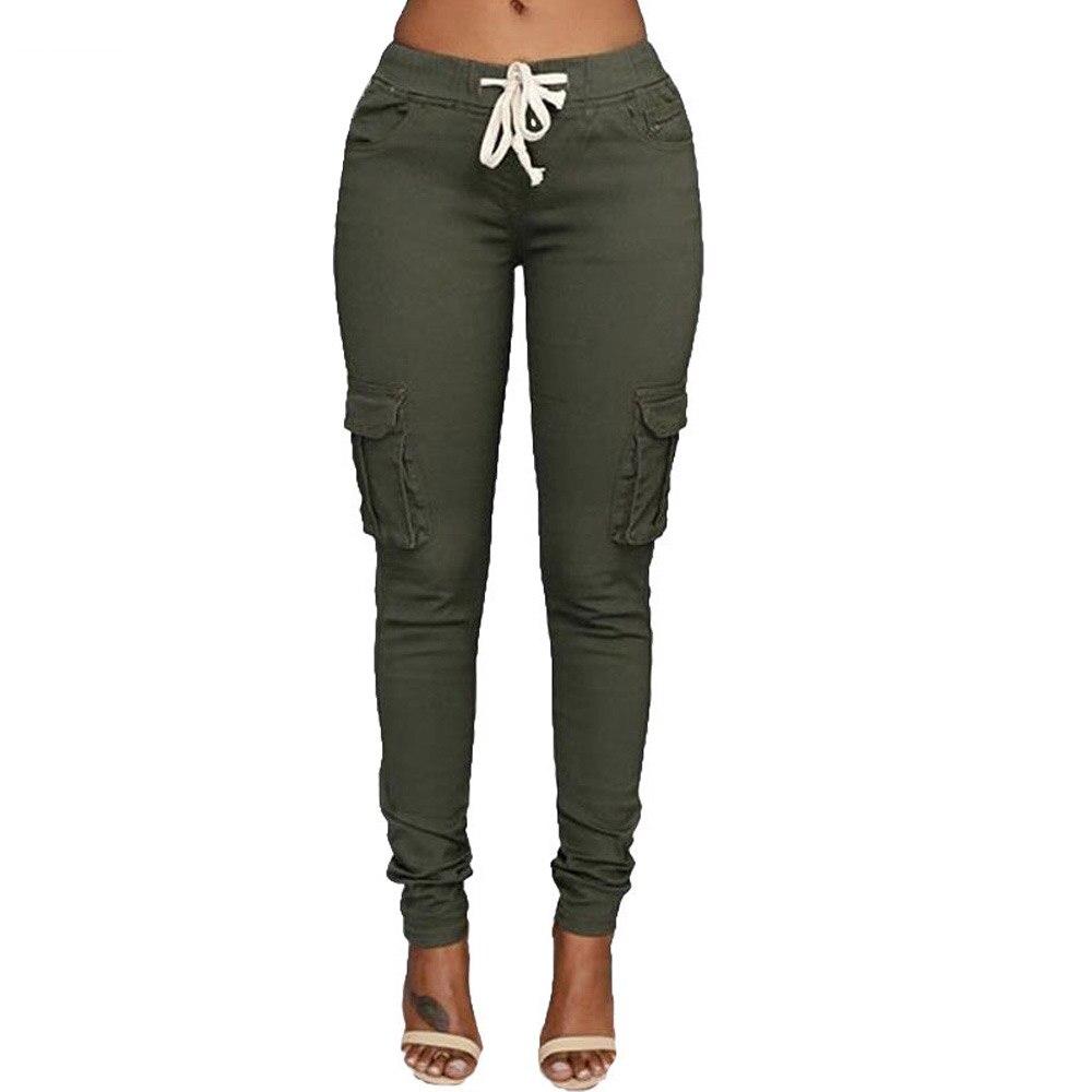 Las 9 Mejores Pantalones Verde Militar Para Mujer Brands And Get Free Shipping 8ncmd24c