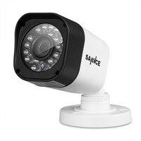 SANNCE 1 4 CMOS CCTV Camera Surveillance 720P 1 0MP Waterproof Outdoor Video Camera Security 24
