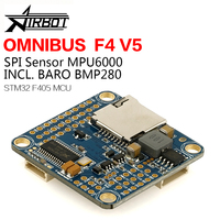 OMNIBUS F4 V5 Flight Control drones with Quadcopter rc plane Airbot Authentic A new generation AIO Flight control for FPV