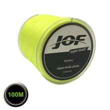8 STRANDS 100M PE Braided Fishing Line Super Strong Japan Multifilament Line Jig Carp Fish Line Wire