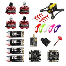 RAMMUS DIY 180 FPV PNP Kit RAMMUS 700TVL Camera 2205 Frame Kit F3 PLUS FC 2300KV