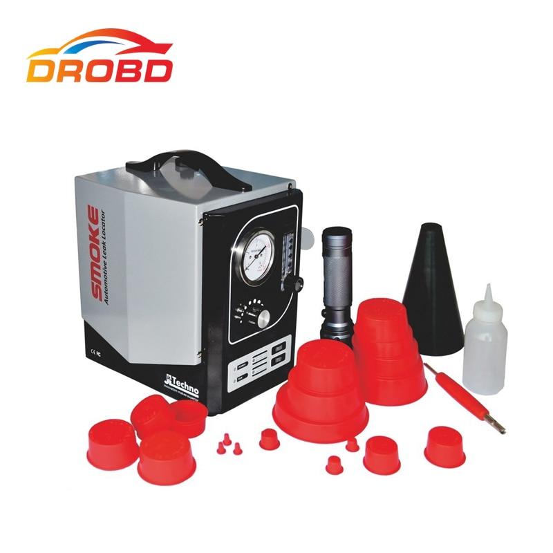 Автомобильный диагностический инструмент дым диагностический течеискатель инструмент диагностики всех-300/все-300 + EVAP для автомобиля диагно...
