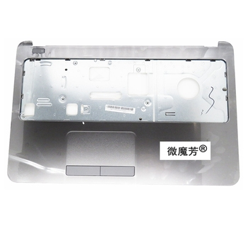 Palmrest cover C shell For HP 15-G 15-R 15-T 15-H 15-Z 15-250 15-R221TX 15-G001XX 15-G010DX 250 G3 Gray C case without Touchpad фото