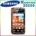 S5690 Оригинальный Разблокирована Samsung S5690 3.65 Дюйм(ов) GPS GSM Bluetooth WI-FI Android Восстановленное Мобильного Телефона Бесплатная Доставка