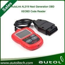 Autel AutoLink AL-319 100%original super quality promise Autel AL319 Reads live PCM datastream AL 319