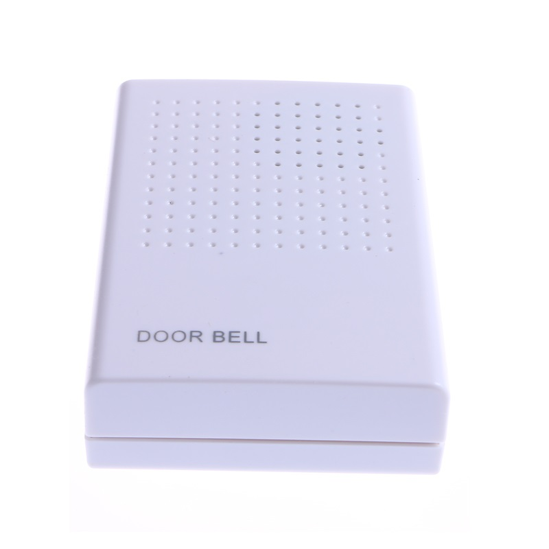 Waterproof Wired Access Control System Door Bell Outbuildings Jingle Bell 12V