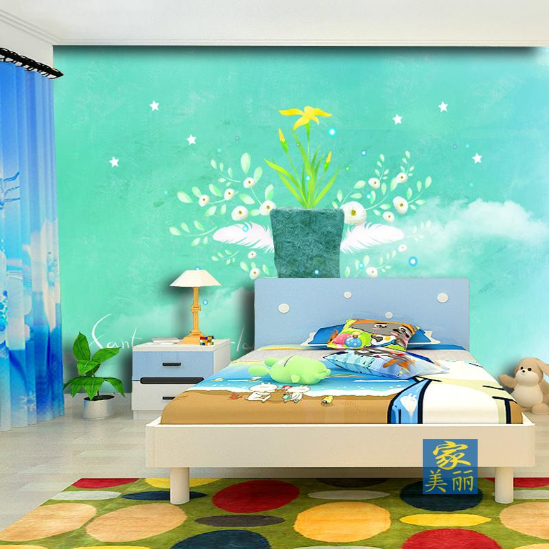 Free Shipping Large mural wallpaper TV background wallpaper bedroom living room sofa cartoon children wallpaper mural  free shipping cartoon pattern wallpaper leisure bar ktv lounge living room sofa children room background comics wallpaper mural