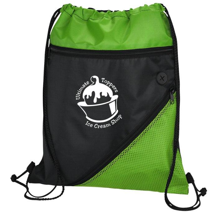 vkystar mochilas com cordão de Comprimento do Item : 14inch