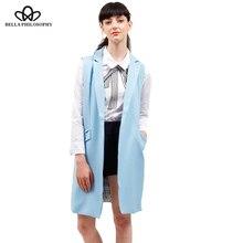 2017 весна новая мода длинные карманы отложным воротником открыть стежка рукавов pantone синий розовый бежевый черный пиджак жилет куртки(China (Mainland))