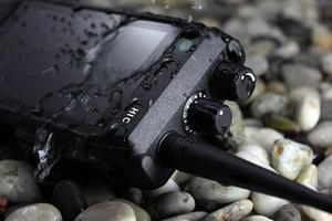 Image 5 - Original Runbo H1 IP67 resistente impermeable teléfono Android DMR Radio VHF UHF PTT Walkie Talkie Smarpthone 4G LTE 6000MAH MTK6735 GPS