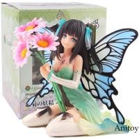 4 Leaves Tony' Heroine Bishoujo Daisy Sitting Ver. Fairy of Hinagiku 1/6 Scale Figure PVC Anime Figure Collectible Model Toy