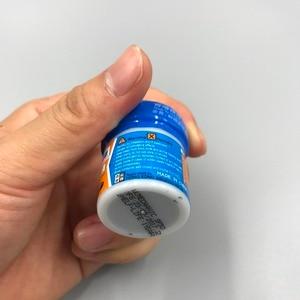 Image 4 - Новая упаковка, 5 штук для механической лампы (Φ), паяльная паста, Оловянная кремовая флюсовая паста Sn63/Pb37 25 45 мкм