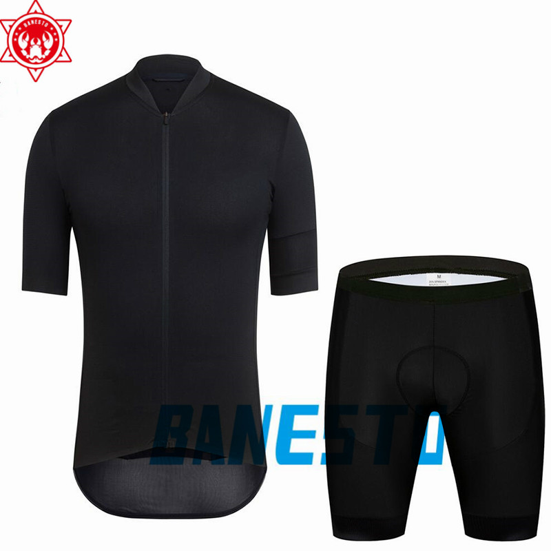 da5196e0e 2018 Banesto Cycling Jersey Maillot Ciclismo Short Sleeve and Cycling bib Shorts  Cycling Kits Strap cycle jerseys Ciclis-in Cycling Sets from Sports ...