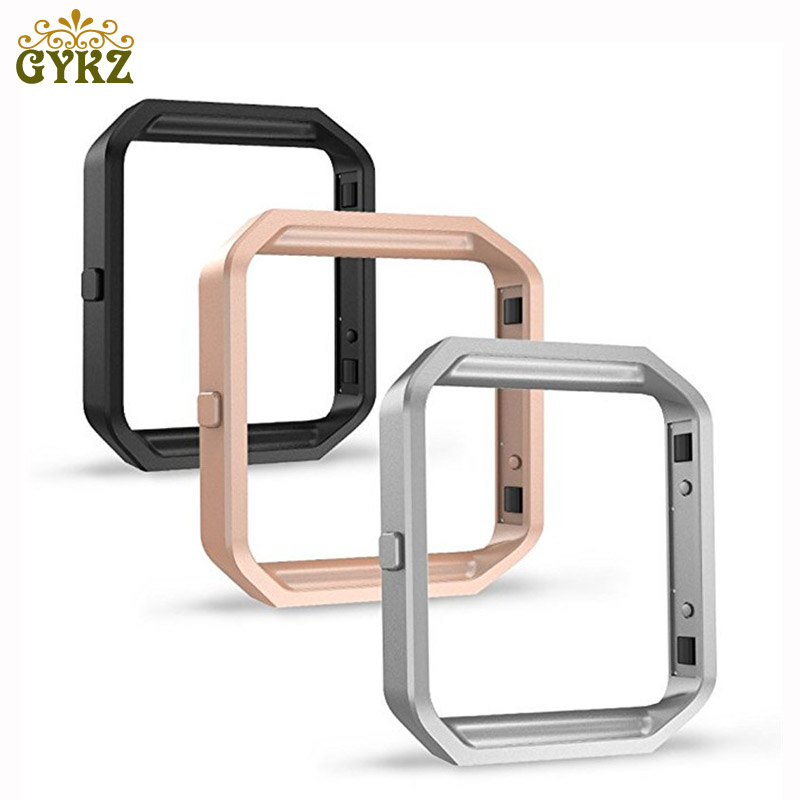 Replacement Stainless Steel Frame Holder Case Cover Shell Metal Frame Bezel For Fitbit Blaze Activity Tracker Smart Watch Band nokotion 682040 501 682040 001 for hp pavilion dv7 dv7t dv7 7000 laptop motherboard 17 inch hm77 ddr3 gt650m 2gb video card