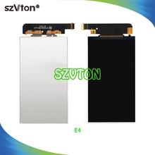 "5.0"" Phone Parts E4 Monitor Module High Quality LCD Display Screen Panel Digitizer For Sony Xperia E4 E2105 E2104"