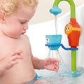 2016 Do Bebê Brinquedos de Banho de Chuveiro Torneira Do Chuveiro Banho Ferramenta de Pulverização de Água fluir 'N' Preencha Bico Bath Crianças Aprendendo Brinquedo Banho Do Bebê Set