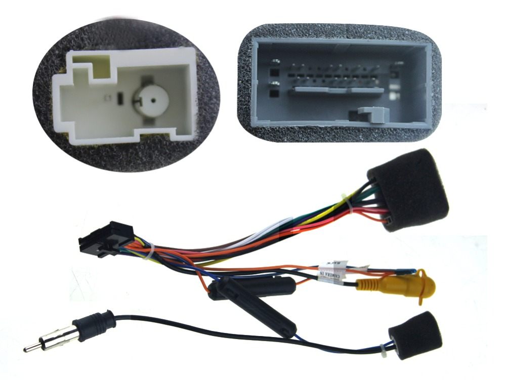 Aliexpress Com   Buy Joying Wiring Iso Harness For Honda
