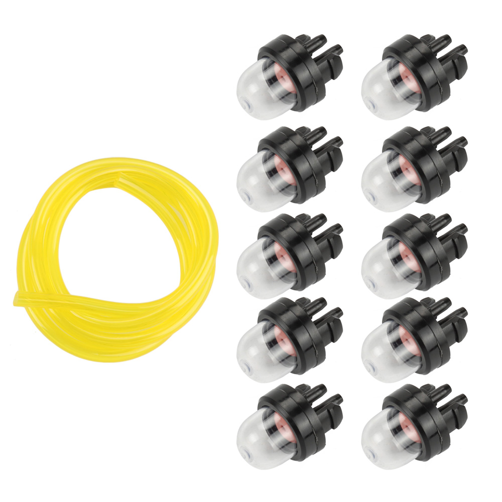 10x Fuel Primer Bulb for STIHL MS192T MS192TC MS211 HT250 FS36 FS44 FS40