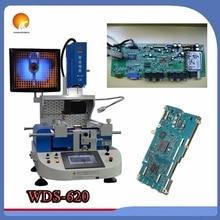 WDS-620 Автоматическая Инфракрасная паяльная станция bga/PCB Материнская плата ремонт паяльная машина для ноутбуков телефон IC ремонт