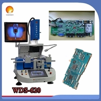 WDS 620 Automatic infrared bga rework station / PCB Motherboard Repair Soldering Machine For Laptops Phone IC Repair