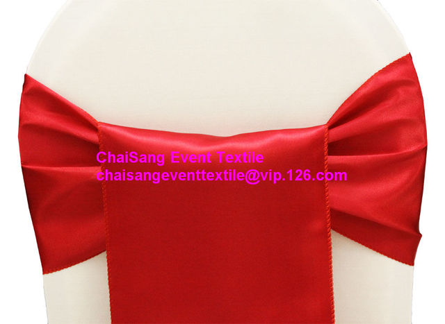 Dark Red Chair Sashes Stool Ikea 170pcs Hot Sale Satin Sash For Weddings Events Party Decoration
